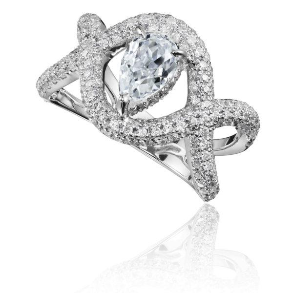 Bague Fiancailles Diamond Me