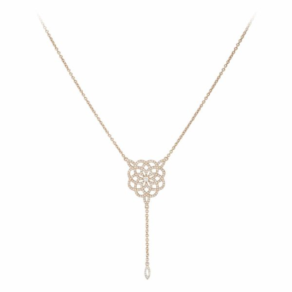 Collier en Or Rose 18K