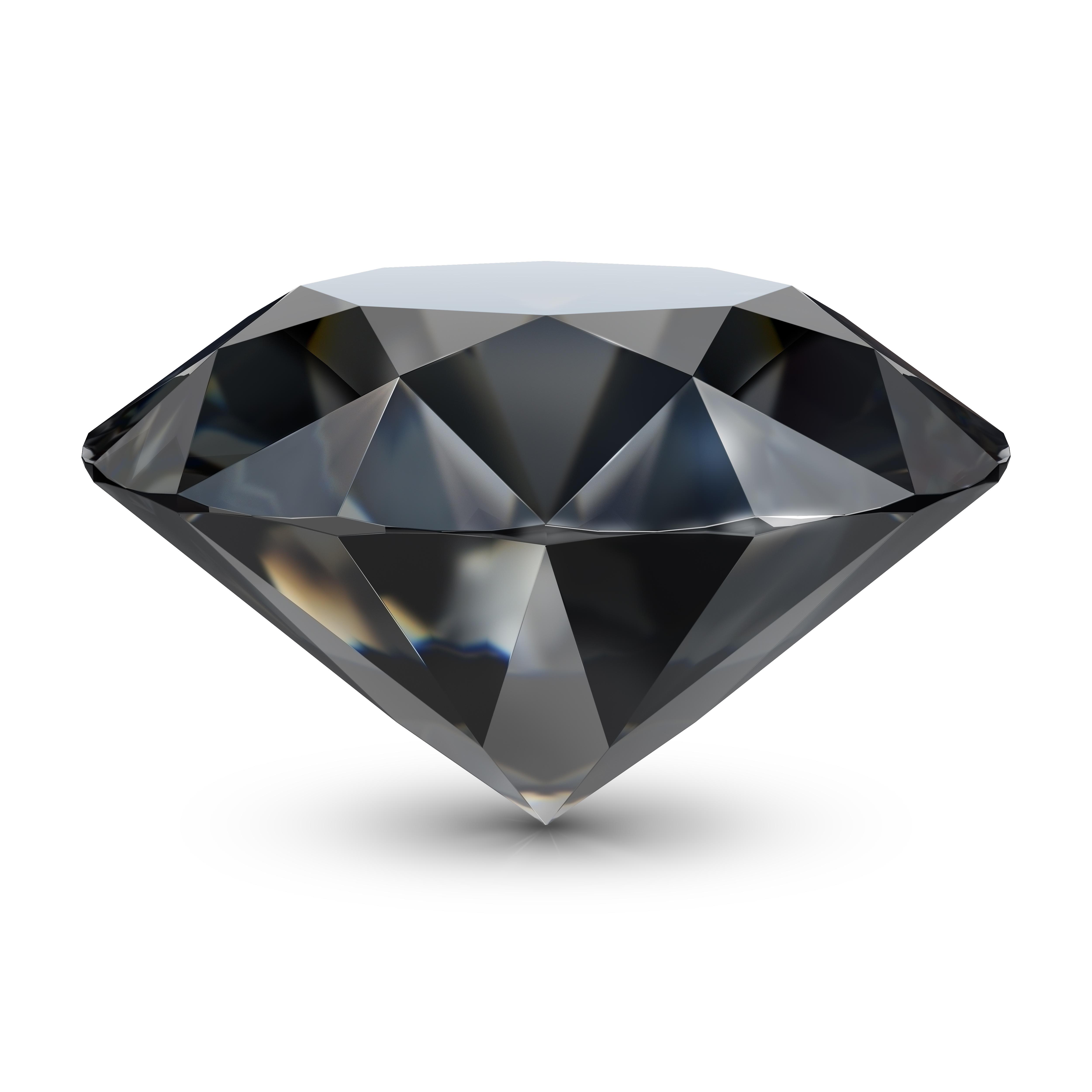 Diamants noirs Seijna- Le côté obscur de l'éclat.