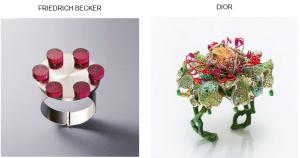 Bagues fleurs dans la joaillerie contemporaine 3