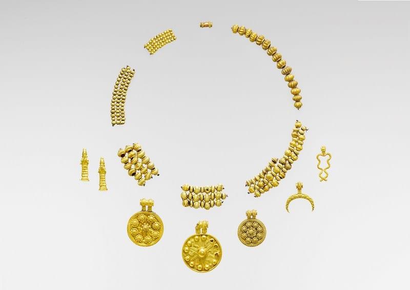 Collier babylonien 18 ou 17 siècle AVJC