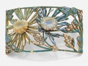 plaque de cou de René Lalique