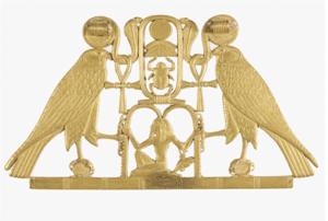 masque d'or de Toutankhamon
