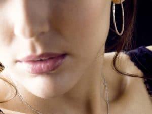 Seijna - Boucles d'oreilles ellipse or 18k serties diamants