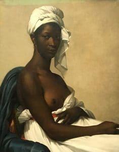 Marie-Guillemine Benoist - Portrait de Madeleine - 1800