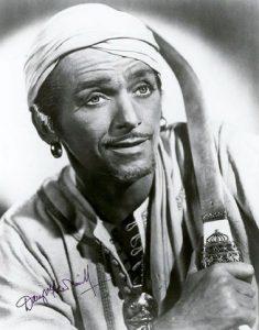 Douglas Fairbanks dans « Simbad le marin »