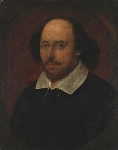 Portrait de William Shakespeare - National Gallery